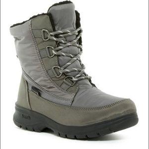 New KAMIK Baltimore snow boots 11 gray NWOT